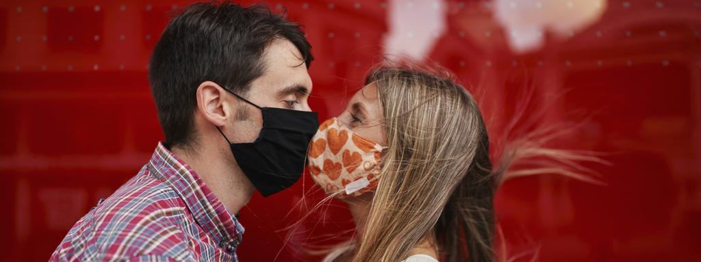 Valentine-Quarantine: Guide für Dating unter