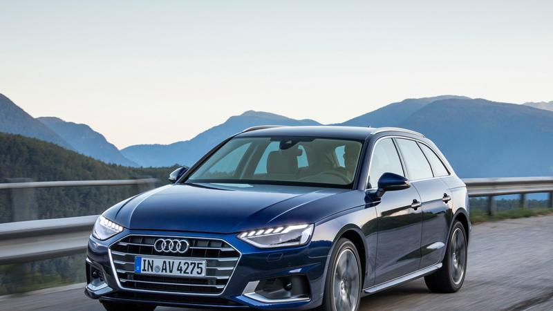 Audi A4 Avant 40 TFSI: Premium-Kombi im Fahrbericht