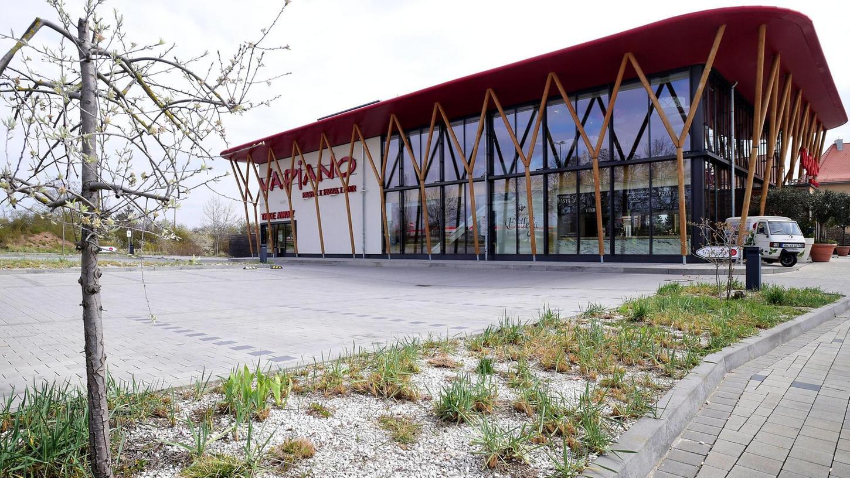 Vier Millionen Euro investierte die Restaurantkette Vapiano in ihren Fürther Standort. Nun liegt der Betrieb auf Eis, das Unternehmen hat Insolvenz angemeldet.