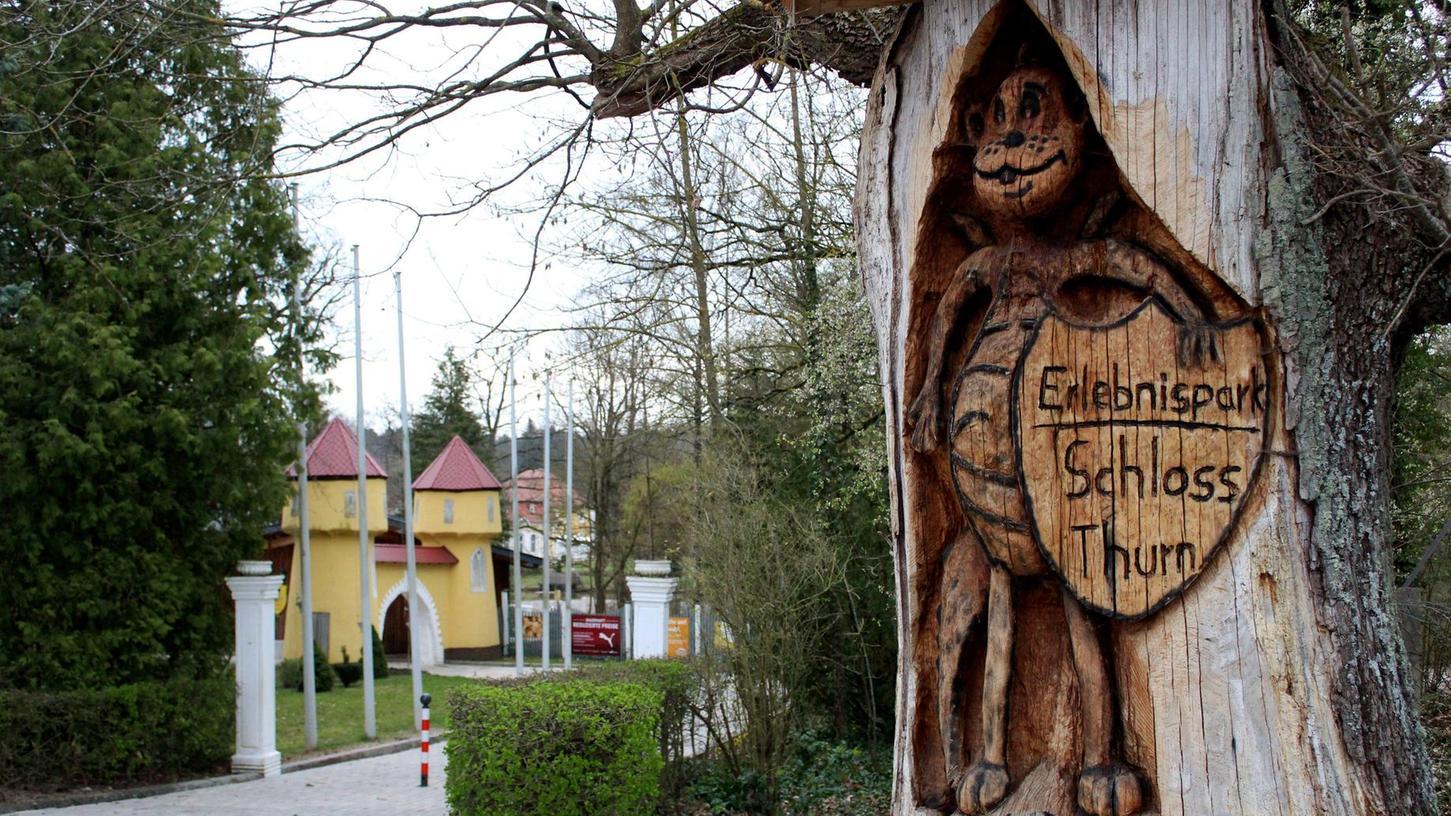 Campingplatz bei Erlebnispark Schloss Thurn geplant: Gemeinde Hausen lehnt ab