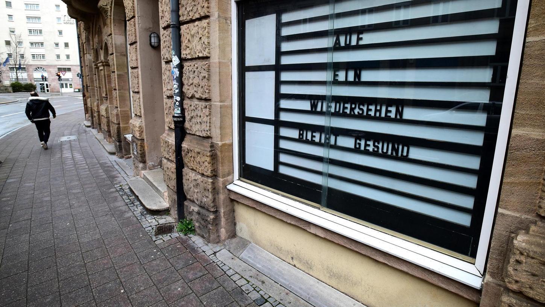 Nürnberger Straße 3: Wann im Babylon wieder der Betrieb hochfährt, steht in den Sternen. Dauert es länger als bis zum Herbst, ist das Ende für das traditionsreiche Haus in Sicht.