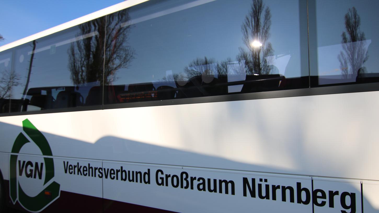 Die neue Buslinie verkürzt die Fahrzeit von Kornburg in die Innenstadt von über 40 auf unter 30 Minuten. (Symbolbild)