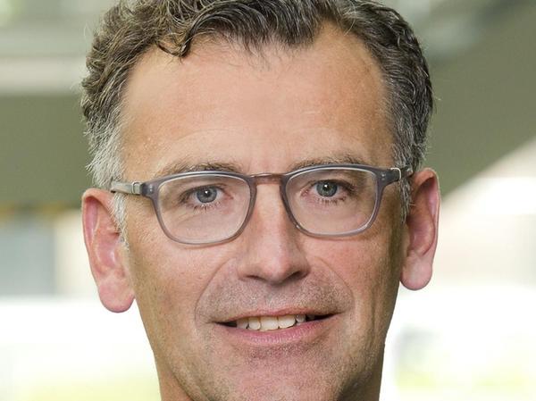 Prof. Achim Jockwig, Vorstand am Klinikum Nürnberg