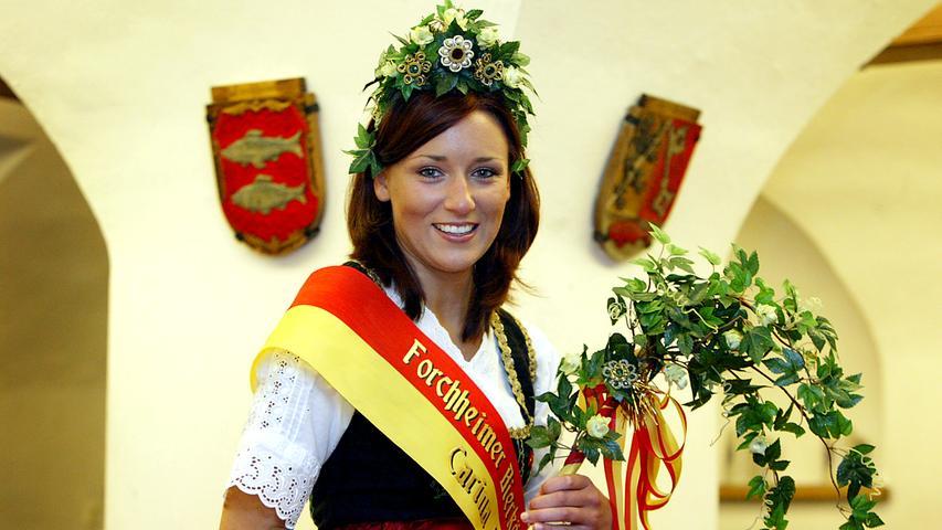 2005 bis 2020: Das sind Forchheims Bierköniginnen