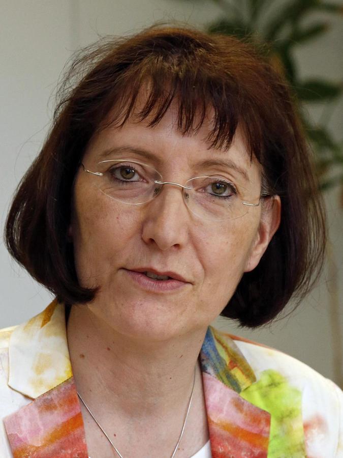 Die Leiterin des Jugendamtes, Kerstin Schröder.