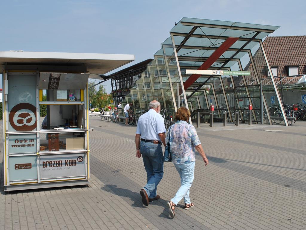 Ressort: Lokales Motiv: Fritz-Munkert-Platz Impressionen Foto: Dominik Heinz Datum: 11.08.2015