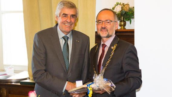Treuchtlingen macht Richard Zäh zum Ehrenbürger
