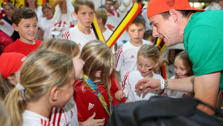 Leichtfüßig: Vom Stürmer zum Spielgestalter und zuletzt Abwehrspieler wandelte sich Wesleys Rolle im Team des NHTC.