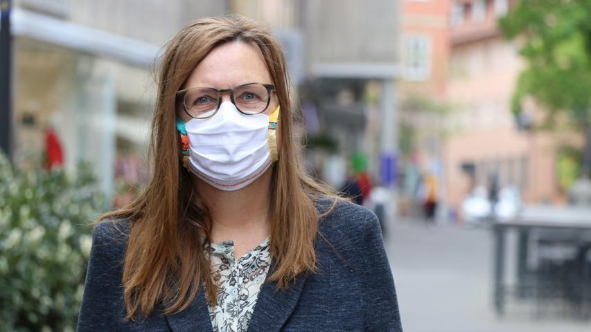 Butterbreze und Langeweile: Das trieb die Menschen in die Nürnberger Innenstadt