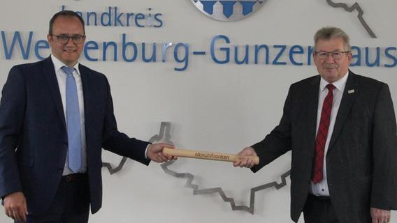 Weißenburg-Gunzenhausen: Gerhard Wägemann im Ruhestand