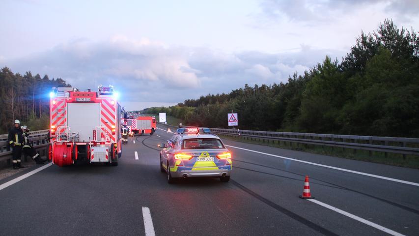 Verkehrsunfall Georgsmünd