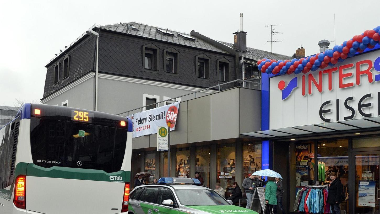 Eines der führenden Sportartikel-Fachgeschäfte in Nordbayern, die Firma Intersport Eisert in Erlangen, hat jetzt in Folge der Corona-Krise beim zuständigen Gericht in Fürth Insolvenz angemeldet.