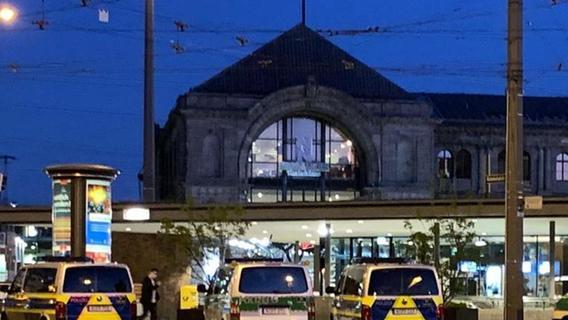 Gewalt im Bahnhof: Nürnberg liegt ganz weit vorne
