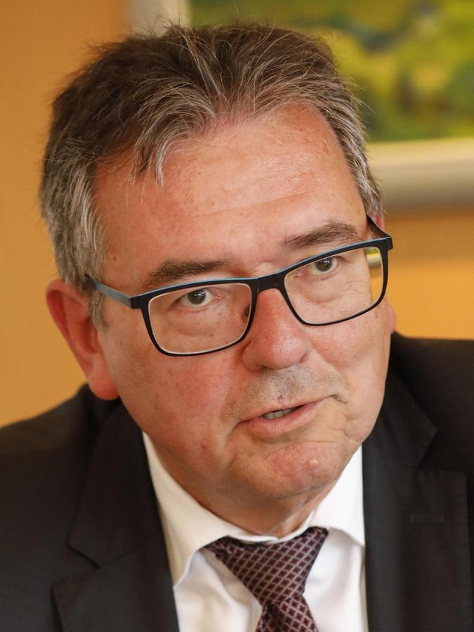 Peter Küspert, Präsident des Verfassungsgerichts Bayern.