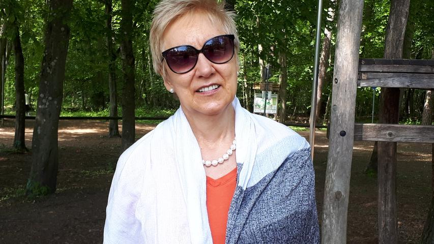 Eva Fischer, 63 Jahre: