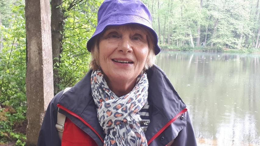 Marianne B., 76 Jahre: