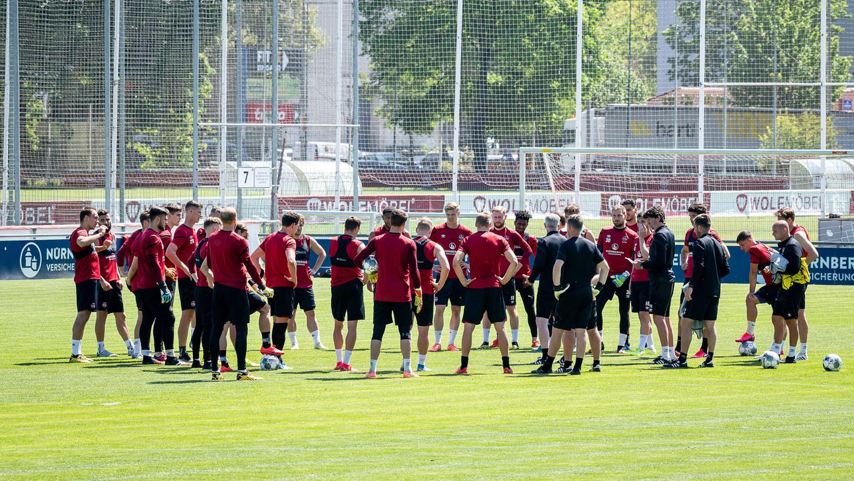 In den kommenden Wochen wird es auf jeden Einzelnen im Kader des 1. FC Nürnberg ankommen.