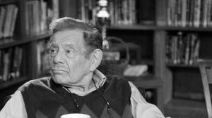 Der US-Schauspieler Jerry Stiller starb am 11.5.2020 mit 92 Jahren. Er spielte unter anderem den Arthur Spooner in der Serie
