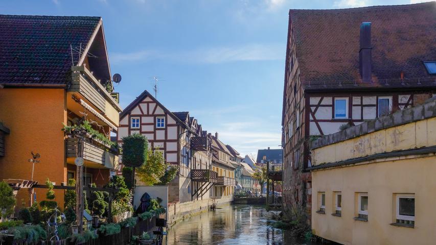 Forchheim ist immer einen Ausflug wert. Die Stadt ist eine der Fachwerkstädte Frankens, etwa mit ihrem Rathaus aus dem 15. Jahrhundert und dem Archäologiemuseum Oberfranken in der so genannten
