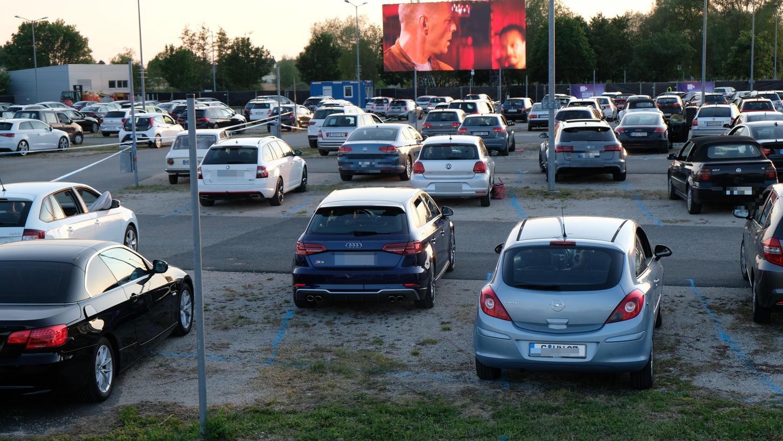 Ein Tarantino-Klassiker zum Start: Die Nürnberger, so scheint es, haben nach Kino gelechzt.
