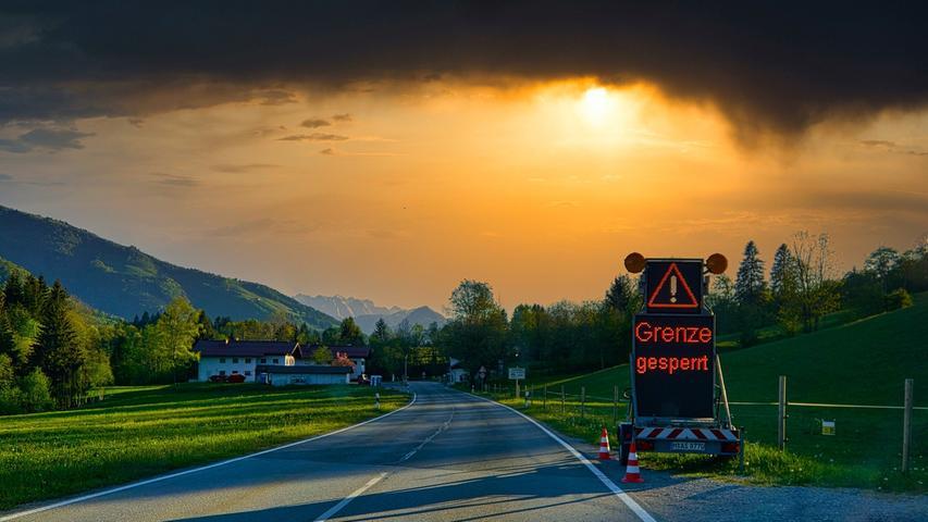 Wird die Reisewarnung nicht verlängert, bedeutet das, dass der Grenzübertritt nach Österreich, Frankreich und zu weiteren umliegenden Ländern  zu touristischen Zwecken wieder möglich ist.