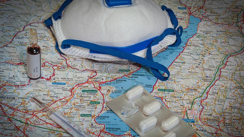 Italien öffnet Grenzen bereits ab dem 3. Juni für Touristen und ermöglicht damit die Ein- und Ausreise.