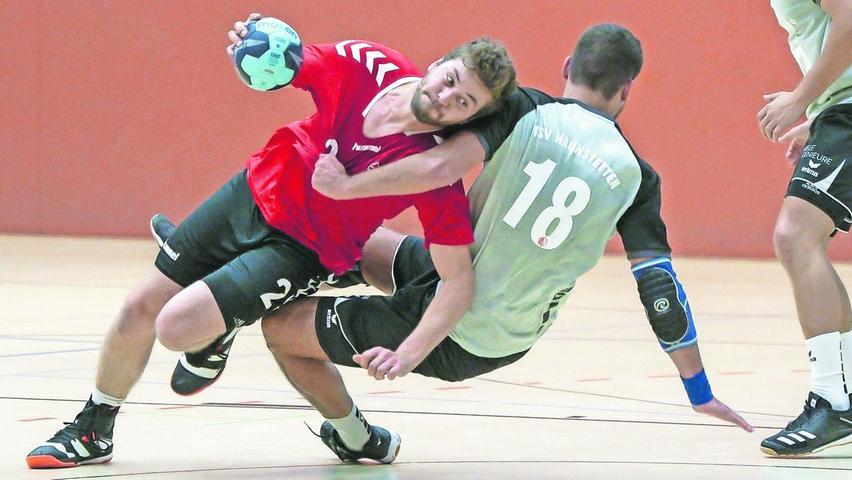 Roßtals Handballer steigen auf