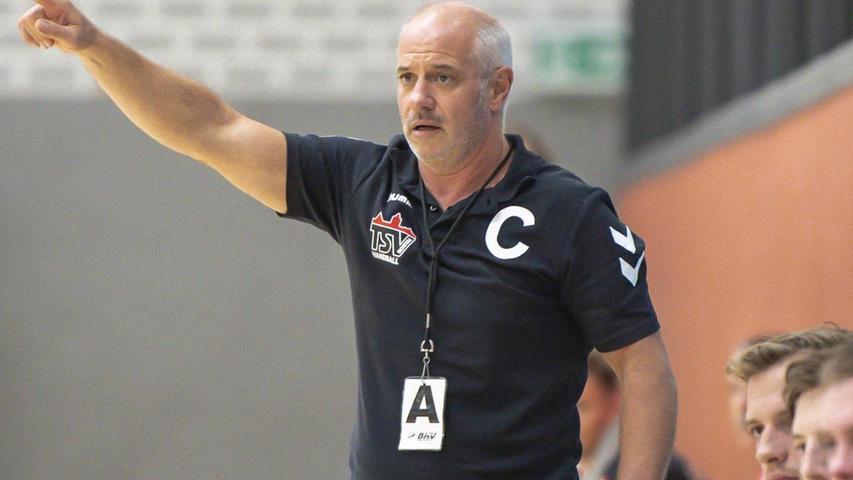 Für Bernd Hitzler schließt sich ein Kreis: Vor 20 Jahren ist er schon einmal mit einer Roßtaler Mannschaft aufgestiegen, die Bayernliga aber ist Premiere.