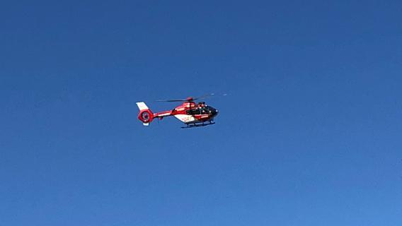 Kind schwer verletzt: Tragischer Rodelunfall in Mittelfranken