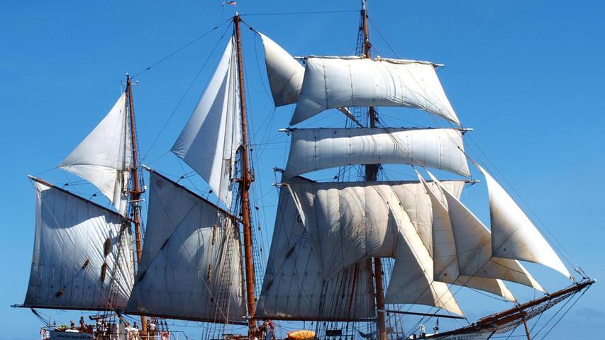 Die Corona-Krise verlängerte die Reise des Jugendbildungsschiffes Thor Heyerdahl