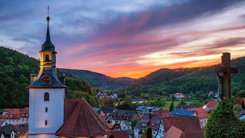 Natur- und Stadtidylle: Das sind die Lieblingsplätze der NN-Leser im Kreis Forchheim