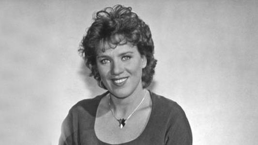 Anfang der 1990er Jahre war sie die erste Moderatorin desARD-