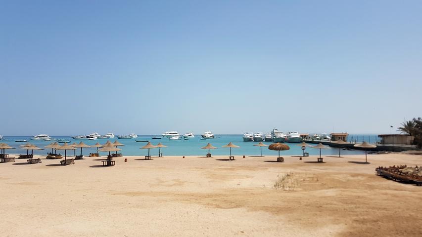 MitTUI fly und Air Cairo kann der Flughafen von Hurghada direkt von Nürnberg aus angesteuert werden. Ab Oktober steuert auch Corendon Airlines den ägyptischen Badeort an.