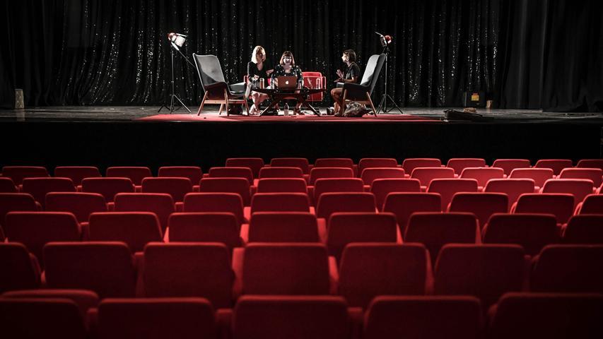 Auch Theater haben seit dem 15. Juni wieder geöffnet - mit den gleichen Regelungen wie für Kinos.