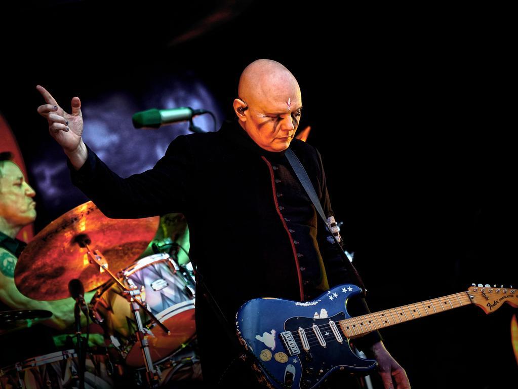 Motiv:RIP 2019, Rock im Park 2019, Konzert, The Smashing Pumpkins Zeppelin Stage....Foto: André De Geare fuer NN/ Feuilleton / 090619..Veröffentlichung nur nach vorheriger Vereinbarung
