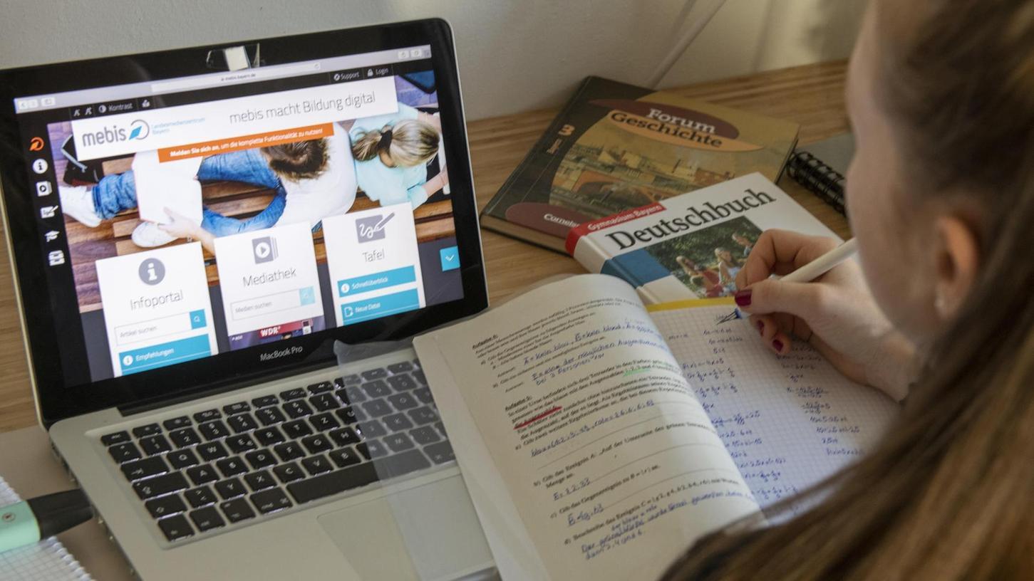 Digitales Lernen ist eine neue Erfahrung, weil es vor Corona durch die Schulen kaum genutzt wurde.
