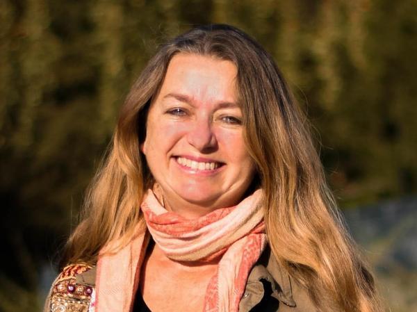 "Tina Bogner, Geschäftsführerin im ""Parks"" Nürnberg."