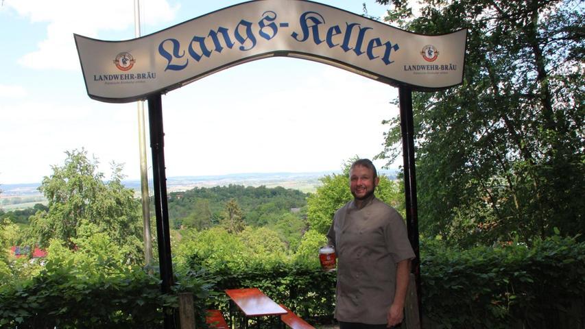 Birngruber übernimmt Langskeller in Burgbernheim