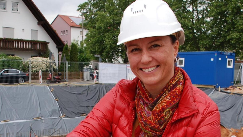 Melanie Straub von SQM Immobilien – Ihre Eltern hatten die Gaststätte betrieben.