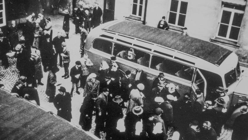 Anfang 1941 in Bruckberg: Bewohnerinnen und Bewohner der Neuendettelsauer Anstalten werden in staatliche Tötungsanstalten deportiert.