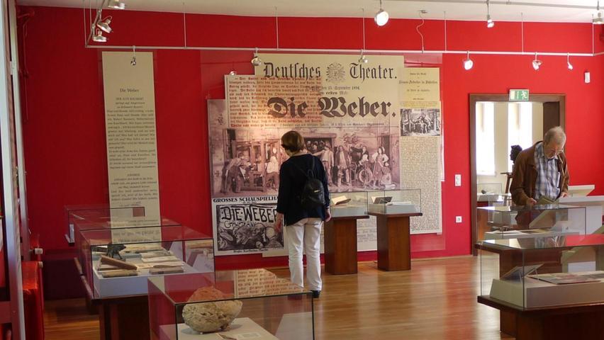 In dieser Villa, im Brandenburgischen Erkner, lebte Gerhart Hauptmann vier Jahre lang.  Mehrpersönliche Lieblingsorte von unserem Berlin-Korrespondent Harald Baumer.