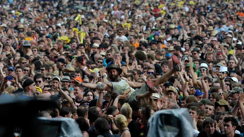 Die Lieblingsbilder unserer User: Rock im Park, wir lieben dich!