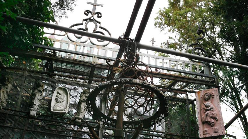 Sagenumwoben: Das Nürnberger Geisterhaus in Mögeldorf