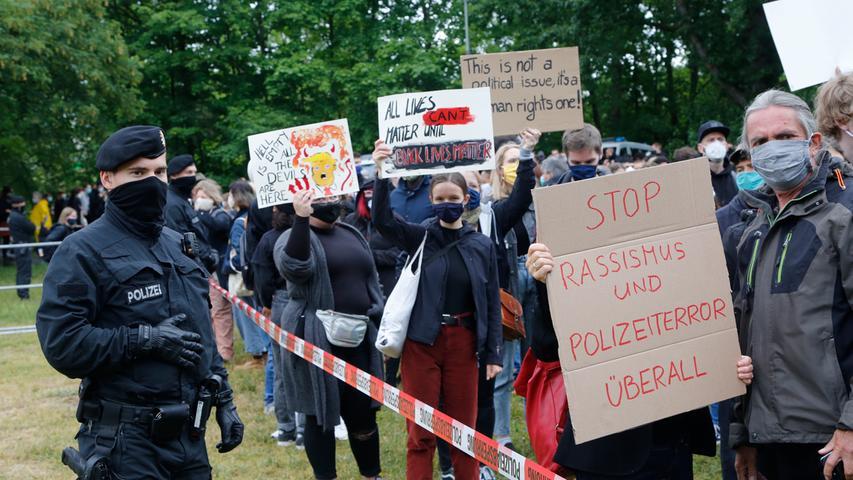 Nürnberg , am 06.06.2020..Ressort: Lokales Foto: Michael Matejka..Wöhrder Wiese,