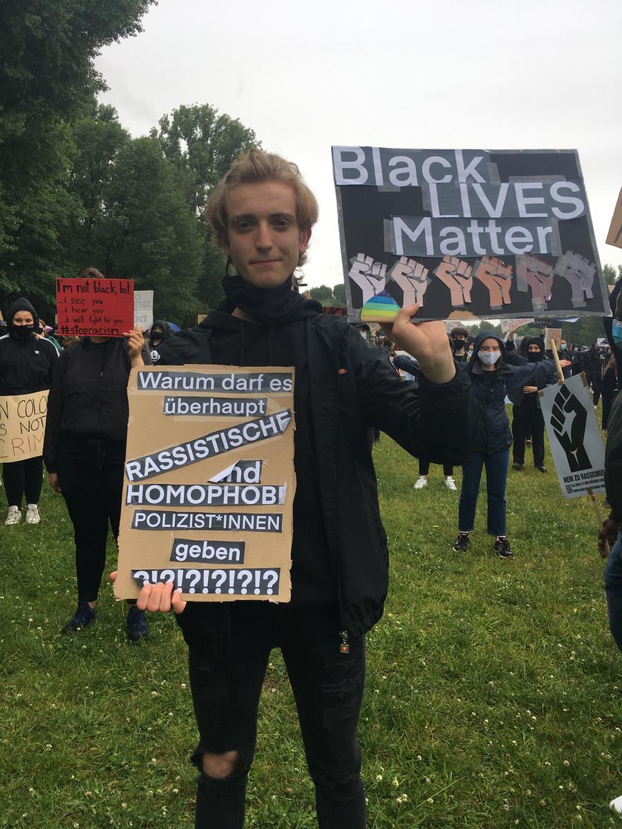Maurice Thäter, 19, Bad Windsheim