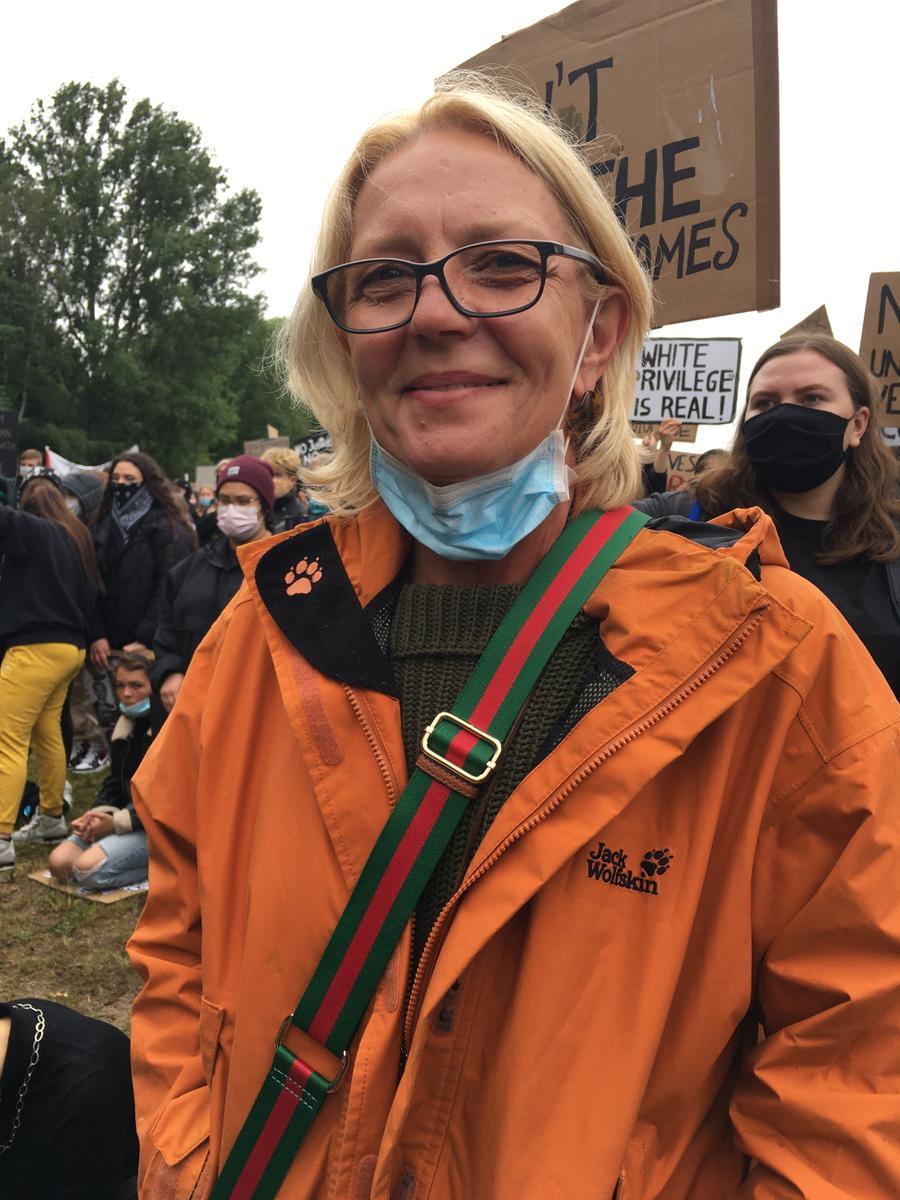 Elke Körber, 57, Nürnberg