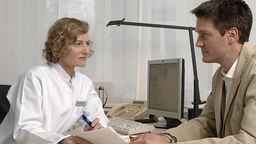 Frauen, die als Arzt arbeiten, gibt es heute deutlich mehr als früher. Der Begriff
