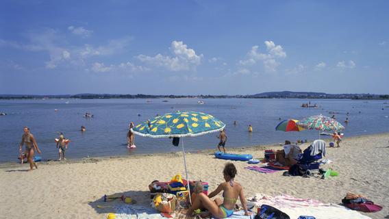 Die beliebtesten Badeseen und Naturbäder rund um Nürnberg