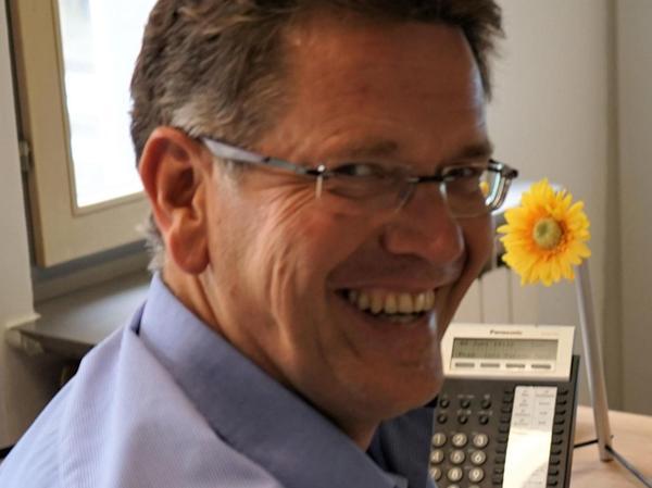 Seenland-Geschäftsführer Hans-Dieter Niederprüm.