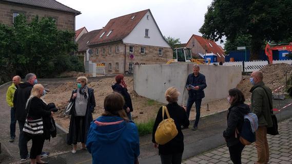 Ideen für die Altstadtsanierung in Baiersdorf